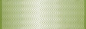 Ombre Chevron in Lime Green