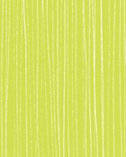 Crayon Stripe in Lime