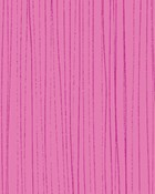 Crayon Stripe in Pink
