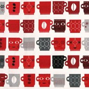 Mugs in Licorice