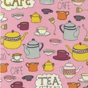 Tea Time in Retro