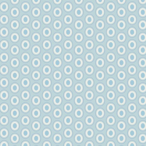Oval Elements - Powder Blue
