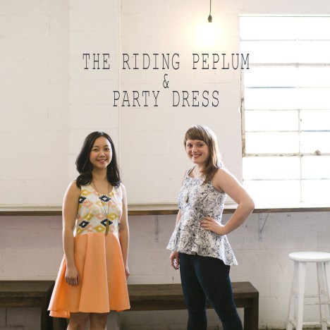 The Riding Peplum and Party Dress
