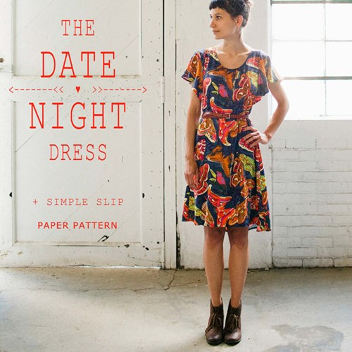 The Date Night Dress and Simple Slip