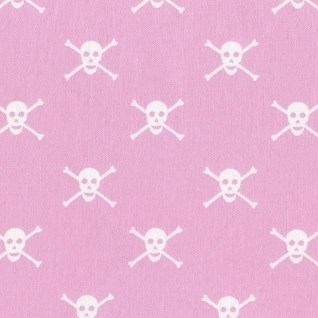 Jolly Rogers in Pink