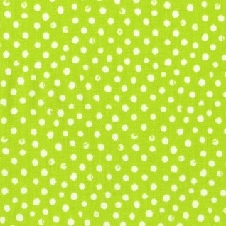 Confetti Dot in Lime