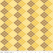 Checkers in Yellow