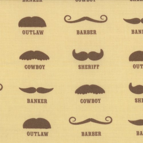 Moustache Guide in Pearl Snap