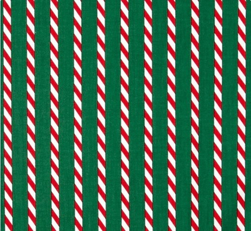 Candy Cane Stripe in Holly