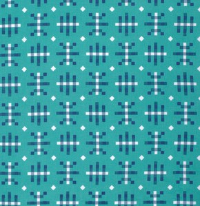Misguided Gingham in Teal