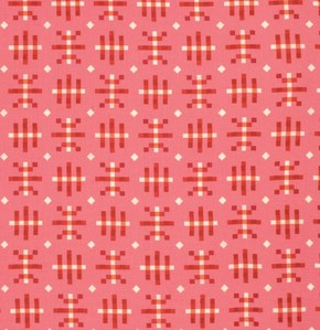 Misquided Gingham in Strawberry