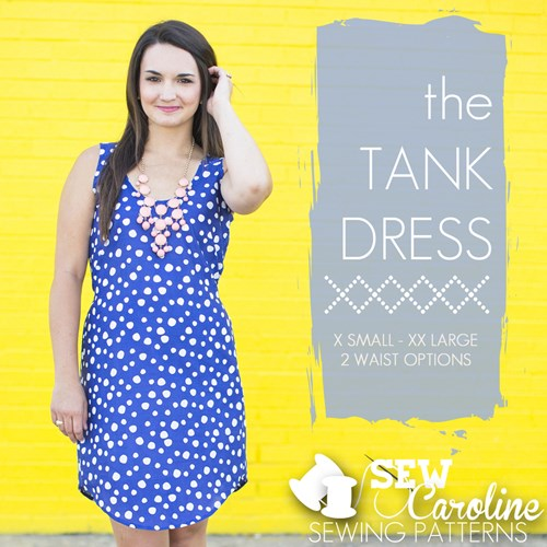 The Tank Dress Pattern