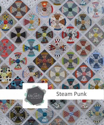 Steam Punk Quilt Pattern