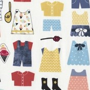 Clothes for the Playground in Multi