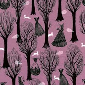 Haunted Forest in Lilac