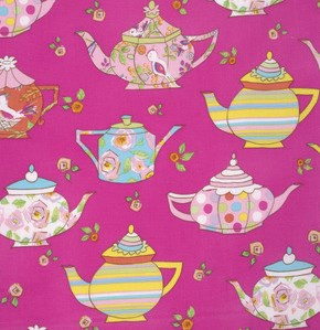 Teatime in Pink