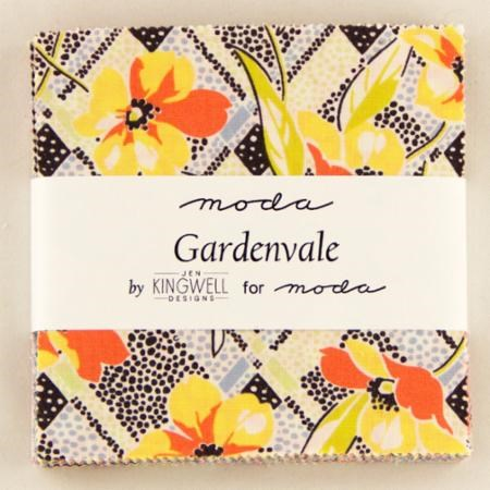 Gardenvale Charm Pack by Jen Kingwell Designs for Moda