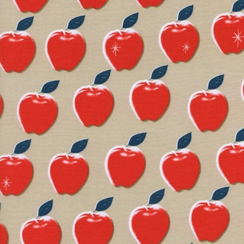 Apples in Red