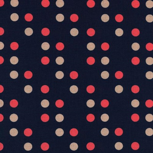 Dime Store Dot in Navy