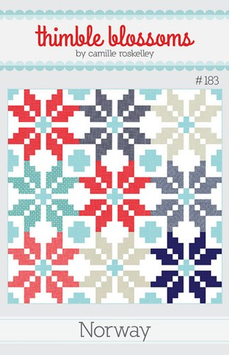 Norway Quilt Pattern