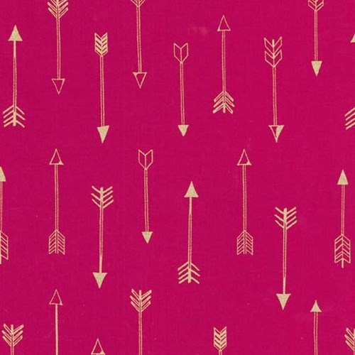 Arrows in Fuschia