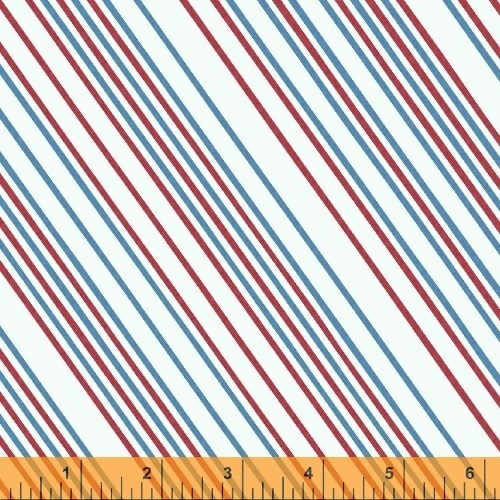 Airmail Stripe in Mailman