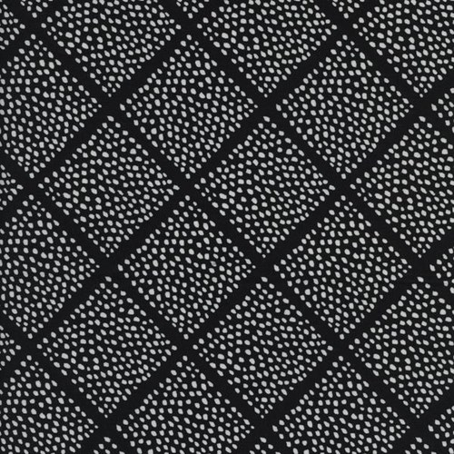 Lattice Dots in Black