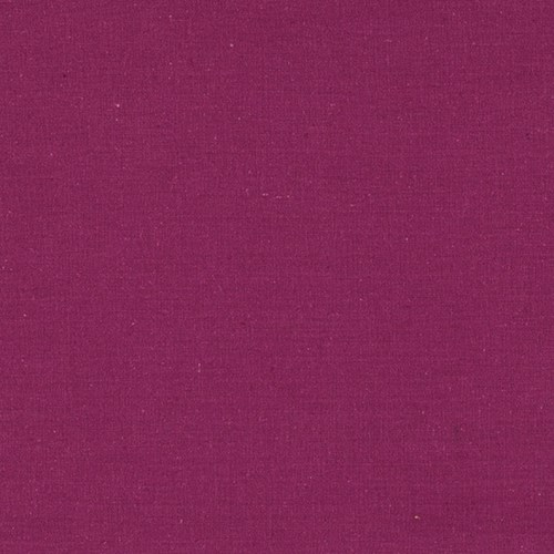Essential Linen Solid in Plum