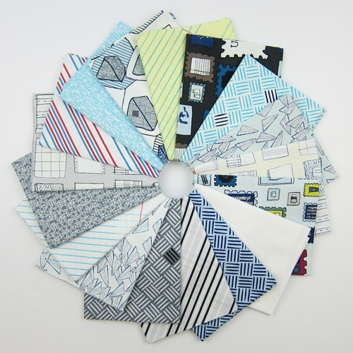 Paper Obsessed Fat Quarter Bundle by Heather Givans