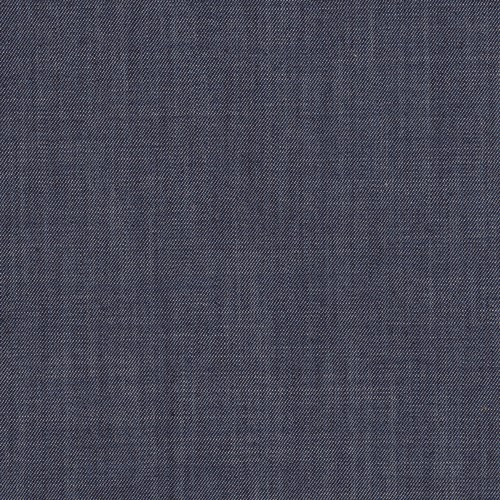 Solid Smooth Denim in Indigo Shadow