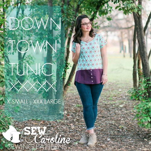 Downtown Tunic Pattern