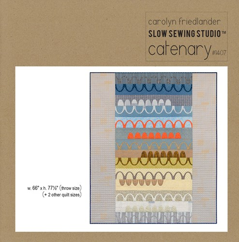 Caternary Quilt Pattern