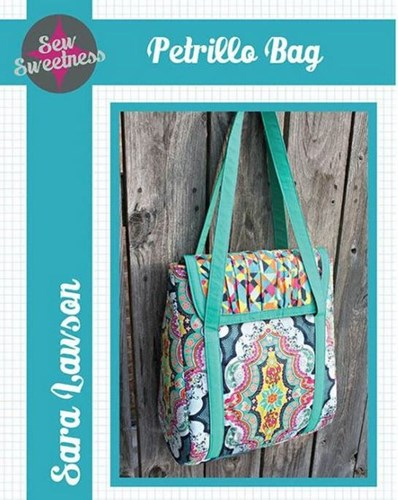 Petrillo Bag by Sara Lawson of Sew Sweetness