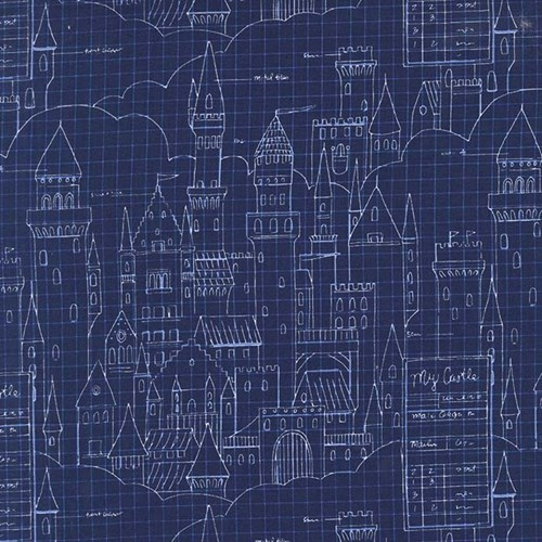 Castle Plans in Navy