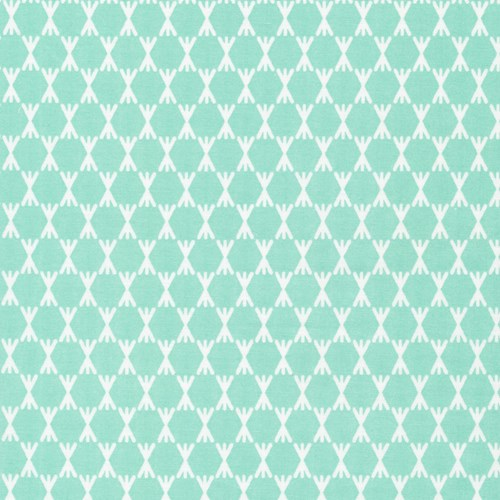 Stem Dot in Turquoise