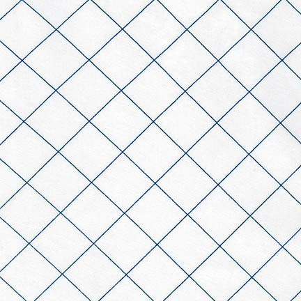 108'' Wide Crisscross in Blue