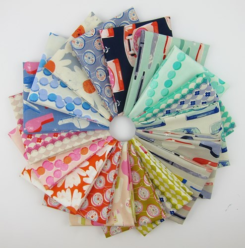 Trinket Fat Quarter Bundle by Melody Miller