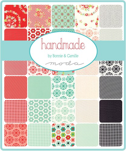Handmade Mini Charm Pack by Bonnie and Camille