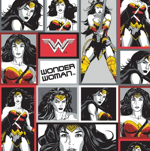 Wonder Woman Blocks