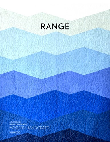 Range Quilt Kit in Daybreak