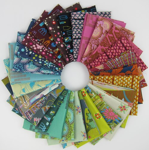 Fibs and Fables Fat Quarter Bundle by Anna Maria Horner