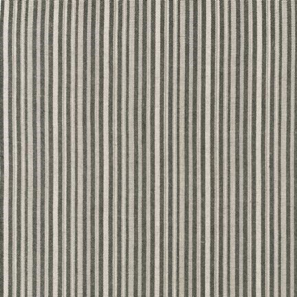 Stripe in Charcoal