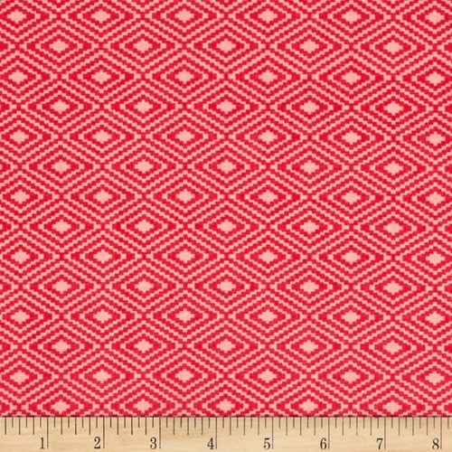 Aztec in Red