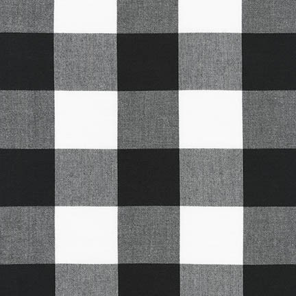 "Carolina Gingham 2"" - Black"