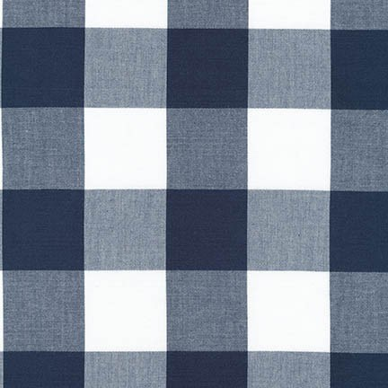 "Carolina Gingham 2"" - Navy"