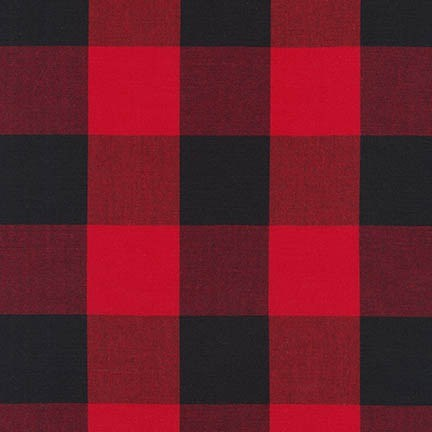 "Carolina Gingham 2"" - Scarlet"