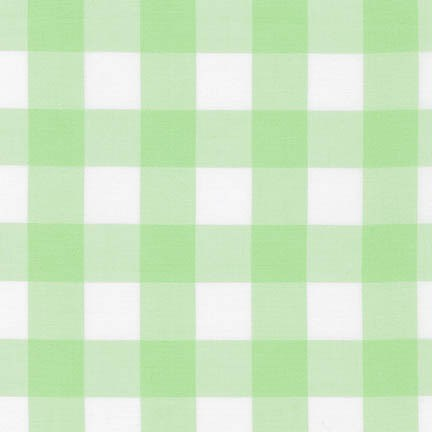 "Carolina Gingham 1"" - Mint"
