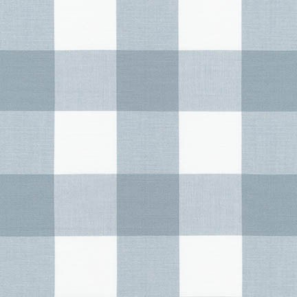 "Carolina Gingham 2"" - Platinum"
