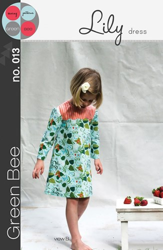 Lily Dress by Green Bee Design