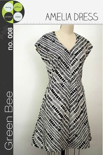 Amelia Dress by Green Bee Design